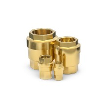 Check Valve TVR61-S1, brass, 20 - 40 bar - Product family