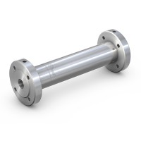 WEH® Flange Valve TVR2, stainless steel, FFKM, DN 25 mm
