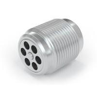 "WEH® Screw-in Valve TVR400, G3/8"" external thread, stainless steel 1.4305, DN 7 mm, 250 bar"