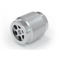 "WEH® Screw-in Valve TVR400, G1/4"" external thread, stainless steel 1.4305, DN 6 mm, 250 bar"