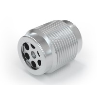 WEH® Screw-in Valve TVR400, M14x1.5 external thread, stainless steel 1.4305, DN 6 mm, 250 bar