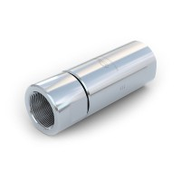 """WEH® Check Valve TVR5 CNG for fuelling stations, with internal thread G1/2"""" on both sides, 250 bar"""