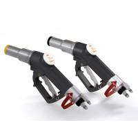 WEH® Fueling Nozzle TK17 CNG for fast filling of cars (NGV1), single-handed operation - Product family